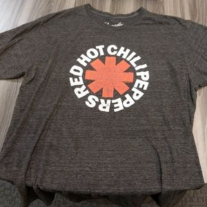 Bravado Shirts - RED HOT CHILI PEPPERS T-SHIRT Music Tee Band RHCP